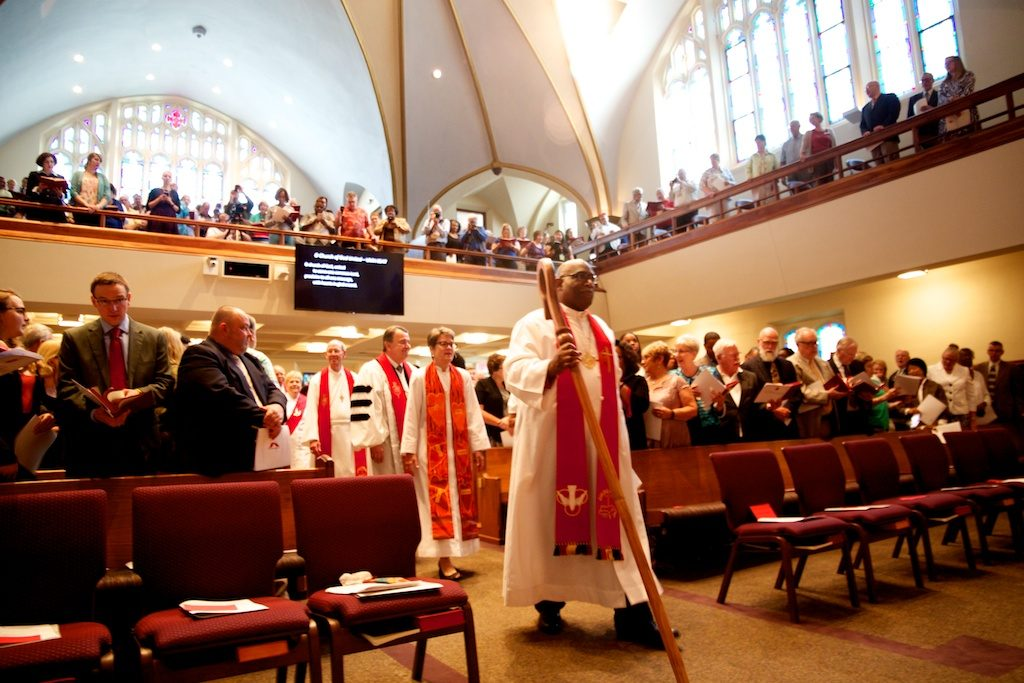NCJ 16 processional